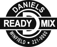 Daniels Ready Mix, Winfield KS, 221-9060
