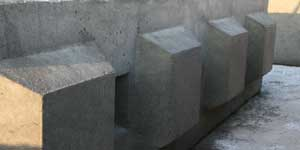 Daniels Ready Mix Precast Concrete Block - Interlocking