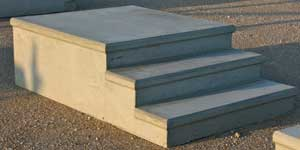 Daniels Ready Mix Precast Residential Stairs